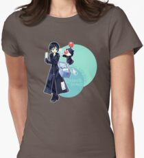 Kingdom Hearts - Xion Womens Fitted T-Shirt