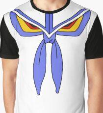 Junketsu (rib-less) Graphic T-Shirt