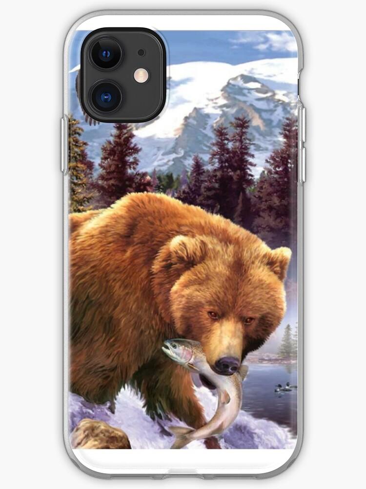 Wildlife iphone case