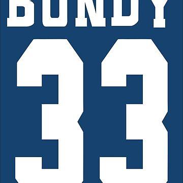 Bundy 33 by royalbandit