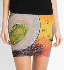 Nesting Bird Mini Skirt