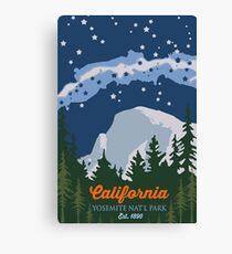 Yosemite National Park. Canvas Print