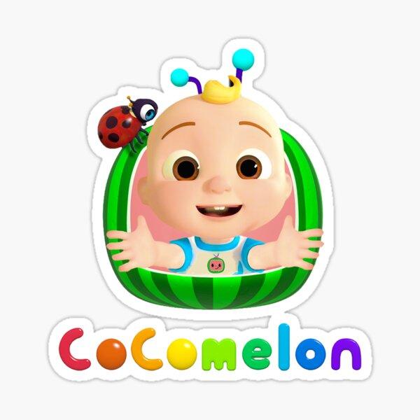 Canciones infantiles de Cocomelon Pegatina