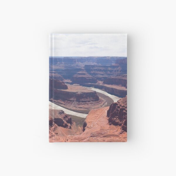 Dead Horse Point - Panorama Hardcover Journal