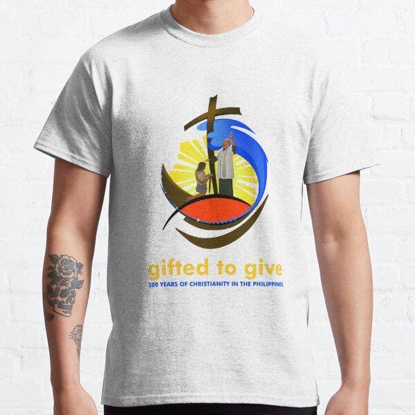 500 años de cristianismo en Filipinas Camiseta clásica