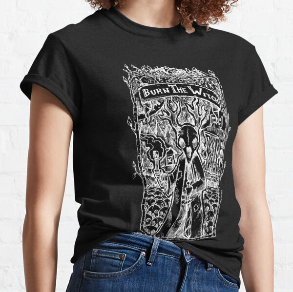 Burn the Witch - The Gallows - Inverted  Classic T-Shirt