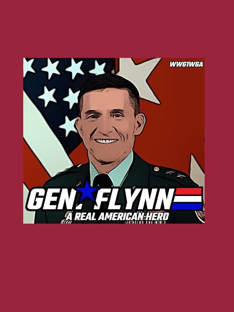 GENERAL FLYNN - REAL AMERICAN HERO by FLYNNL1VE5