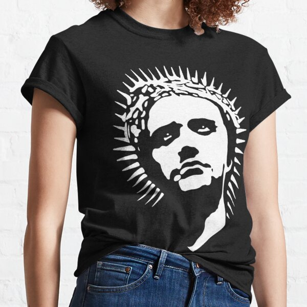 Mike Patton Lord and Savior 2 (Transparent Background)  Classic T-Shirt