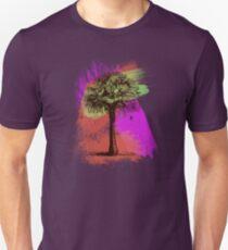 Grunge Palm Tree Summer T-Shirt Unisex T-Shirt