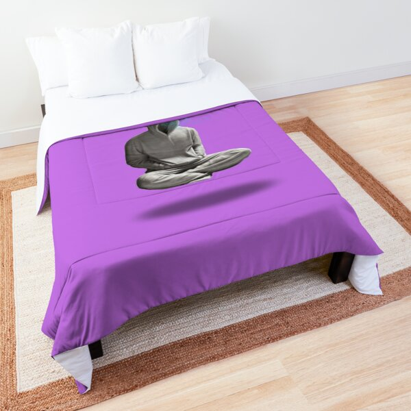 Meditation Practise Comforter