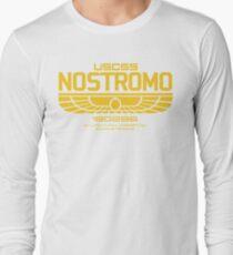 USCSS Nostromo Logo Alien Movie T-shirt T-Shirt