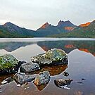 Cradle Mountain Sunrise by Harry Oldmeadow