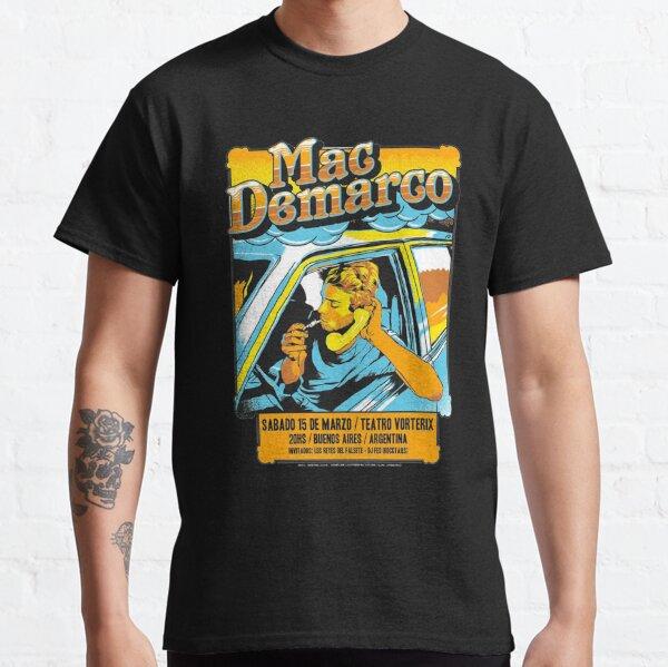 Retro Car Mac Demarco Classic T-Shirt