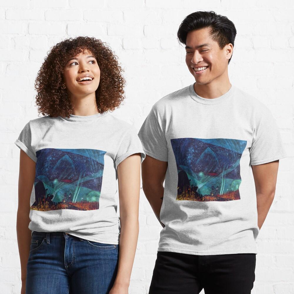 Hypnotic Painting Classic T-Shirt