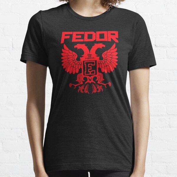 Fedor Emelianenko Last Emperor MMA Essential T-Shirt