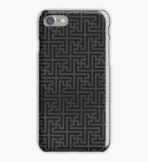 Sayagata 5 Version 3 iPhone Case/Skin