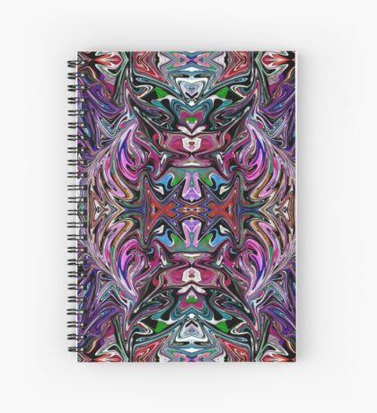 You Color My World  Spiral Notebook