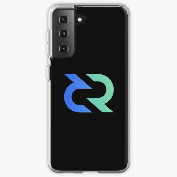 Decred DCR, cryptocurrency Decred Samsung Galaxy Soft Case