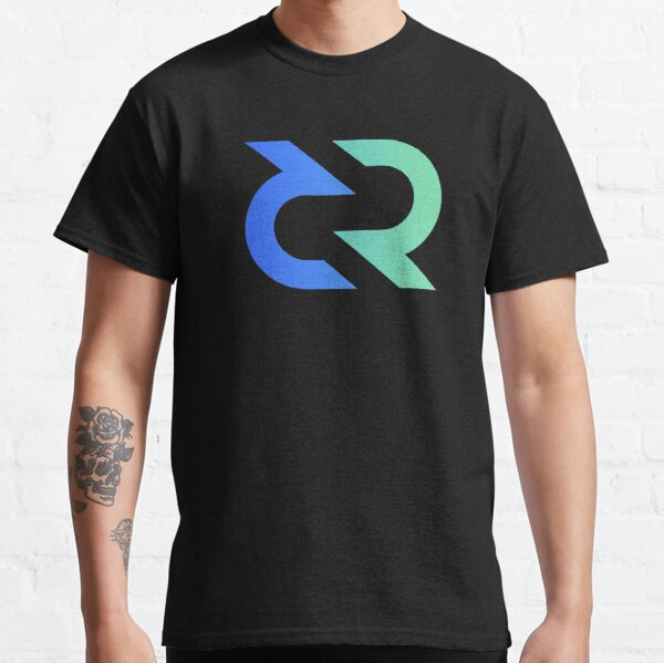 Decred DCR, cryptocurrency Decred Classic T-Shirt