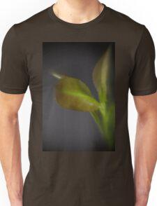 GREEN LEAVES CLOSEUP  Unisex T-Shirt