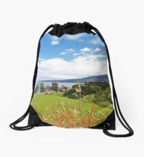 Urquhart Castle #4 Drawstring Bag