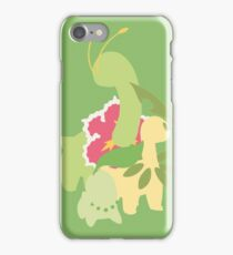 Chikorita Evolution iPhone Case/Skin