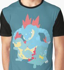 Totodile Evolution Graphic T-Shirt