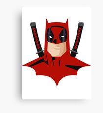 BatPool Canvas Print