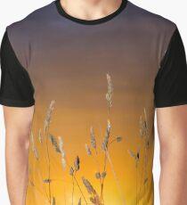 beautiful sunset over the ballybunion coast Graphic T-Shirt