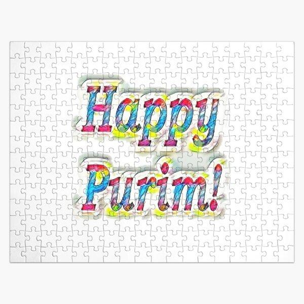 Happy Purim! Jigsaw Puzzle
