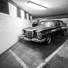Old Merc by Shaun Colin Bell