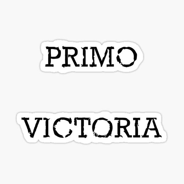 Primo Victoria Sticker
