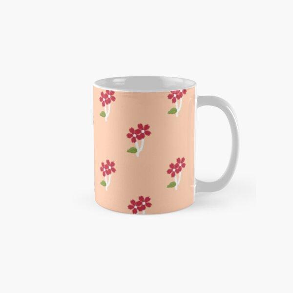 Cute poppy flower prints Classic Mug