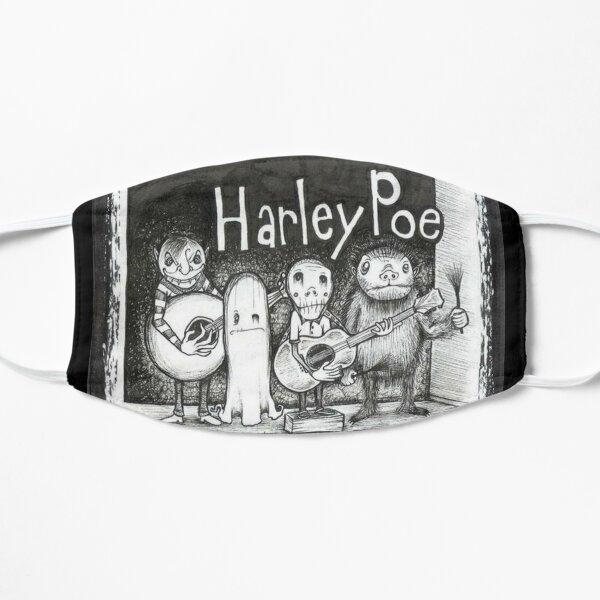 harley poe folk punk  Flat Mask