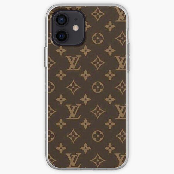 Louisvuitton Funda blanda para iPhone