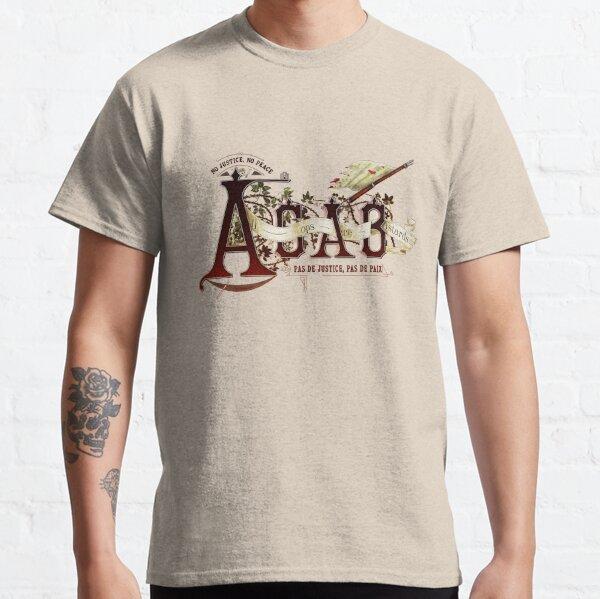 ACAB vintage - Anti Police T-shirt classique
