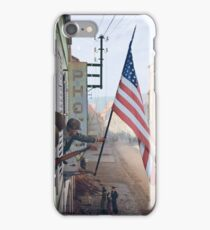 Captain Thomas H. Garahan, 'Easy' Company - France. iPhone Case/Skin