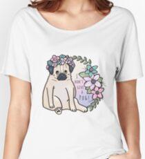 I don't give a pug! Baggyfit T-Shirt
