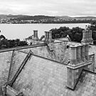 Roof, Government House Tasmania by BRogers