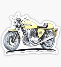 Ducati 750 Sport 1971 Sticker