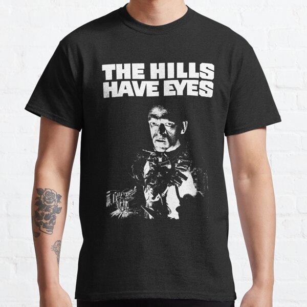 Hills Have Eyes T-shirt wes craven Horreur Gore Limited