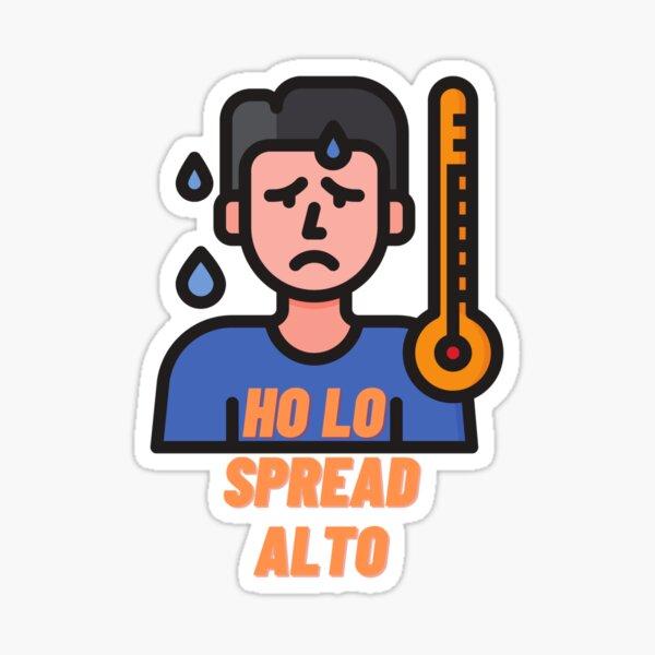 Spread Sticker