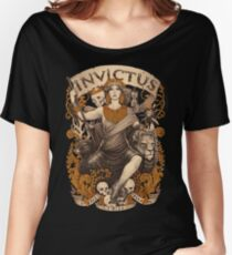 INVICTUS Women's Relaxed Fit T-Shirt