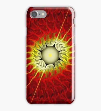 Heat Wave Fractal (iPhone Case) iPhone Case/Skin