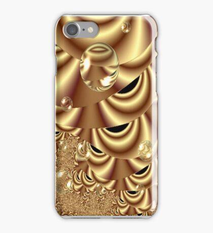 Golden Bubble Highway (iPhone Case) iPhone Case/Skin