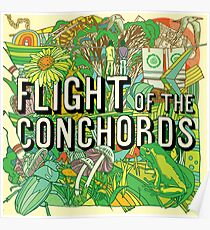 Flight of the Conchords - Album Poster
