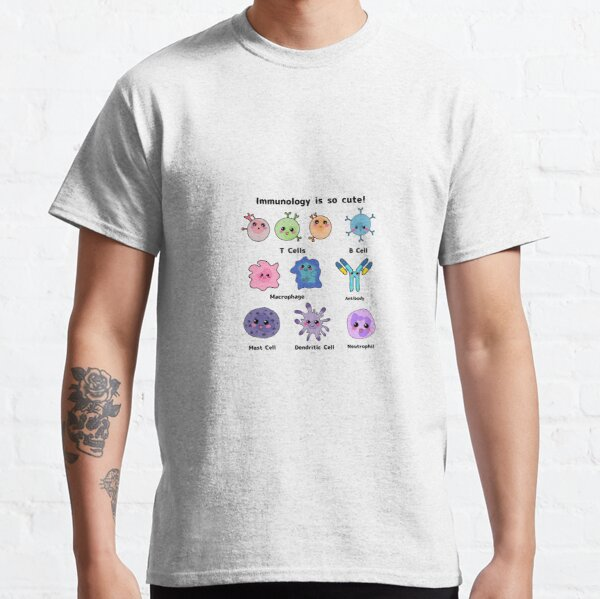 Immunology is so Cute Version 2 Classic T-Shirt