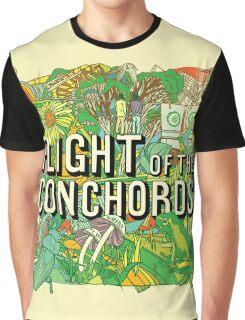 Flight of the Conchords - Album Graphic T-Shirt
