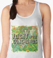 Flight of the Conchords - Album Women's Tank Top