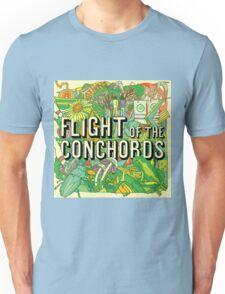 Flight of the Conchords - Album Unisex T-Shirt